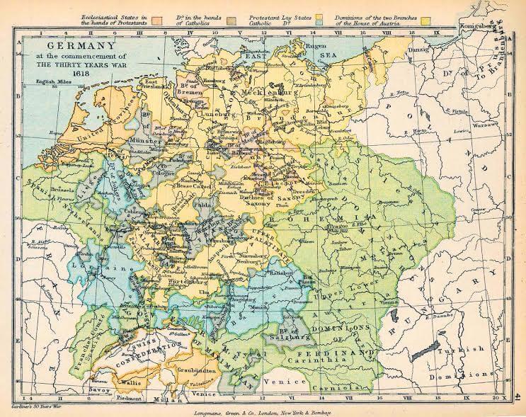 gustavo adolfo germania 1618