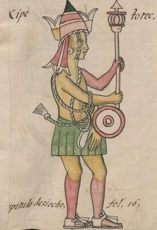 divinità azteche