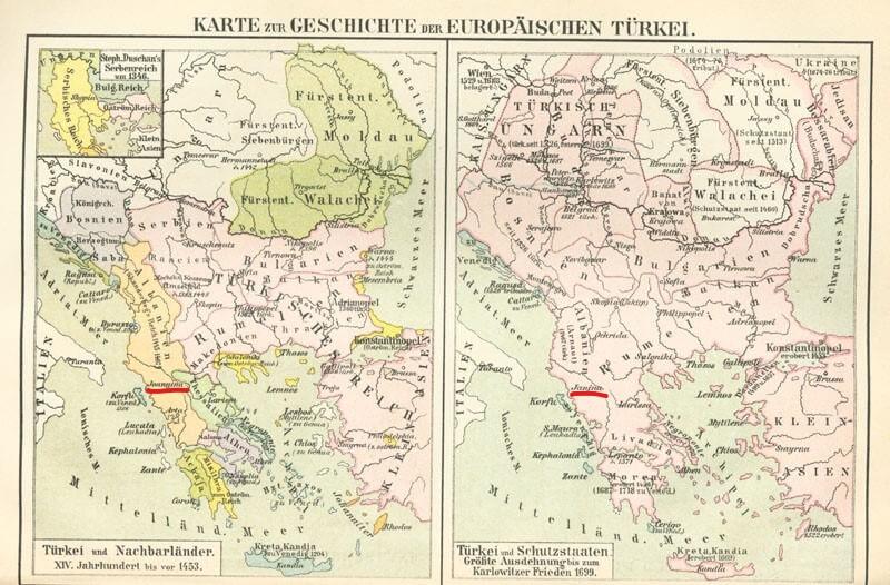 rivolta impero ottomano
