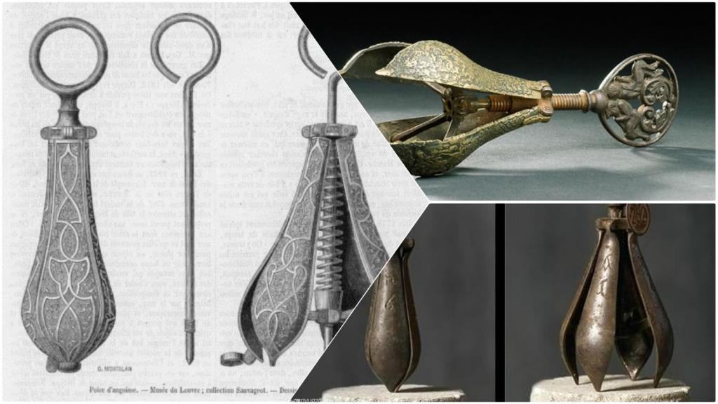 strumenti tortura pear of anguish pera vaginale