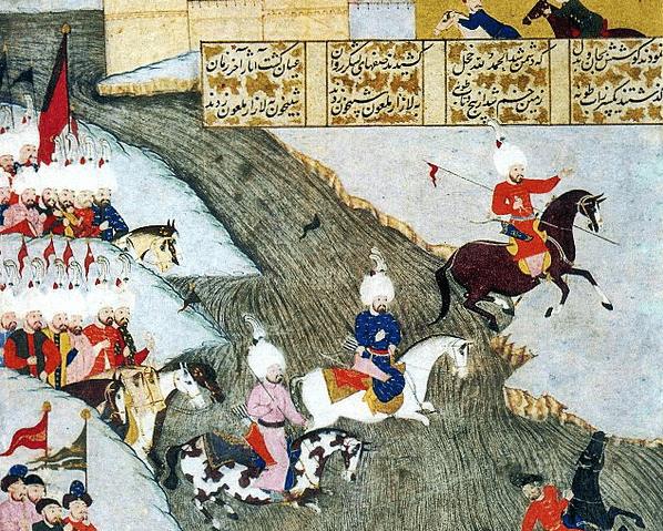 Assedio di Naģykanizsa