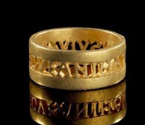 anelli romani fede romana
