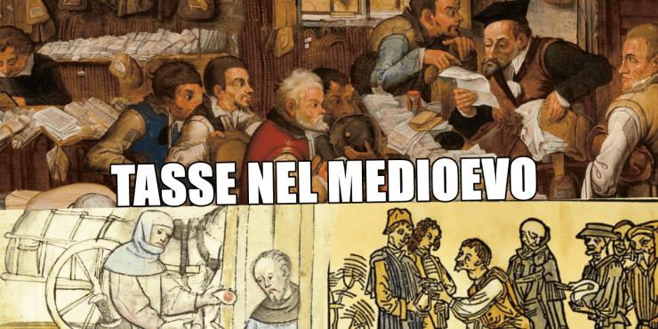 tasse nel medioevo