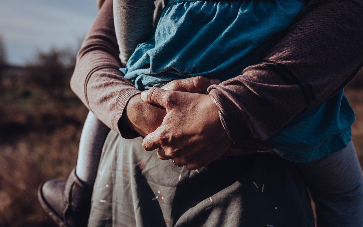 Unterschenkelbruch beim Kleinkind - Verdacht auf Kindesmisshandlung