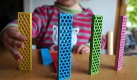 Kreative Ideen mit den nachhaltigen Bausteinen von Bioblo - zweitöchter