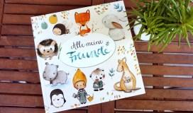 Ein Freundebuch zur Erinnerung an die Kindergartenzeit | Sponsored
