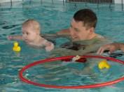 Baby- Peuter en Kleuterzwemmen