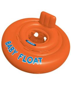 Baby Float Oranje