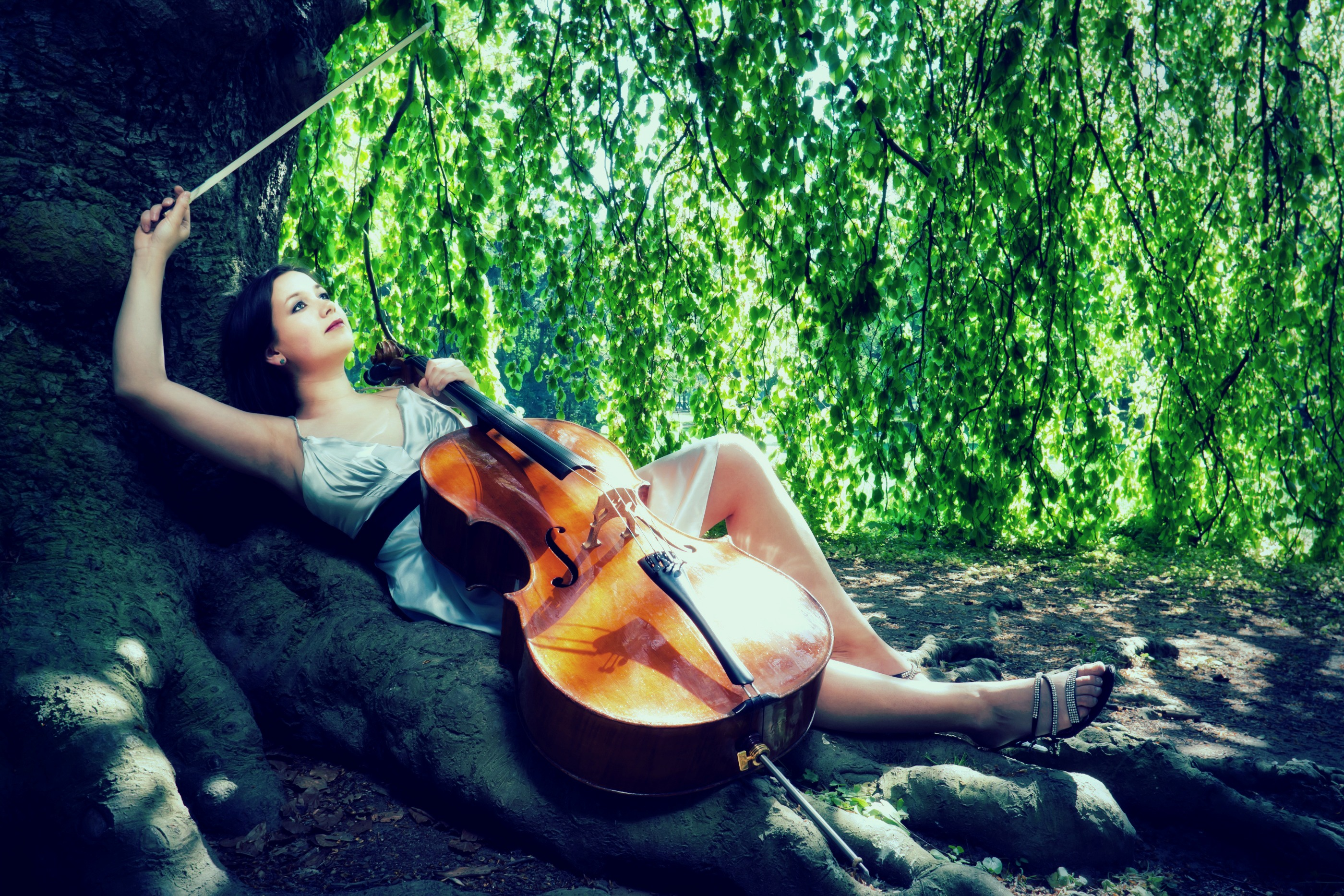 I´m a cellist, visit my private site
