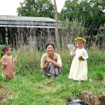 Reisen ohne Kosten! Workaway mit Kind oder: Permakultur in Südwestfrankreich