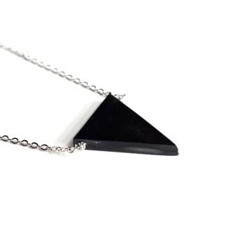 Ankole Triangle Pendant 2