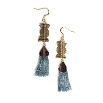 Baule Tassel Earrings