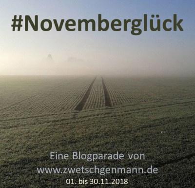 Blogparade Novemberglücl