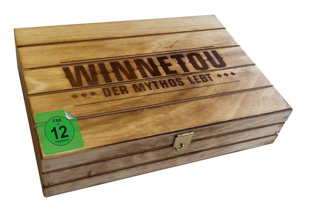Holzbox Winnetou - Der Mythos lebt