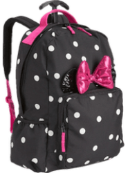 Mini Pink Backpack