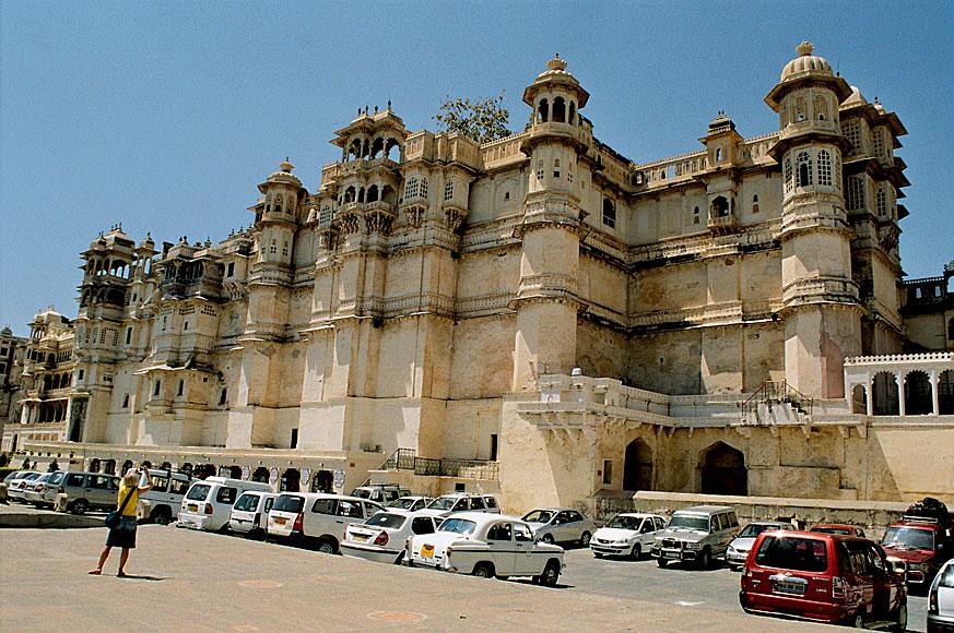 Udaipur, City Palace