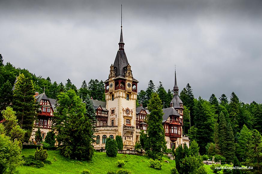zamek Peleş