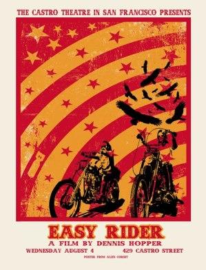 Easy Ride, reż. Dennis Hopper