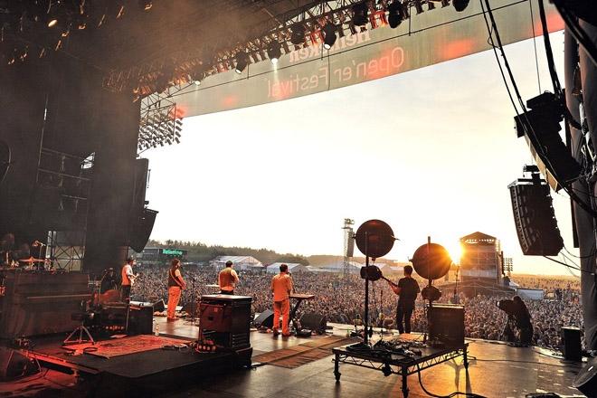 Open'er Festival 2012 - relacja