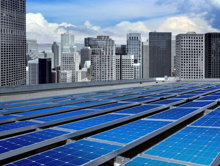 Miasta zasilane energia solarna