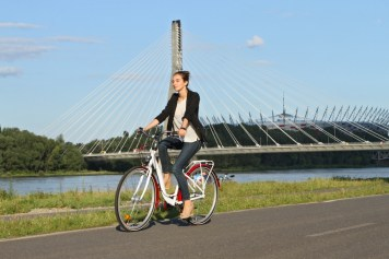 Rower wspomaga walkę z cellulitem