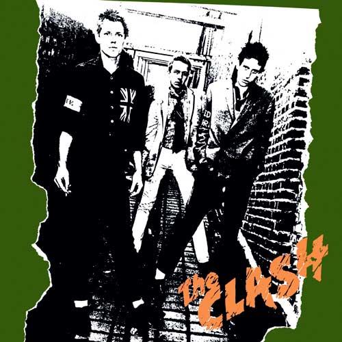 The Clash - wystawa okładek płyt winylowych