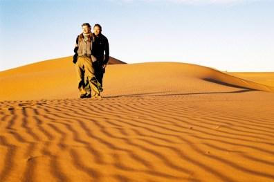 Magiczny pooranek na marokańskiej pustyni