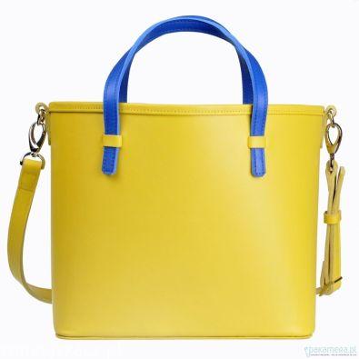 So Eve - neonowe Shopper Bag