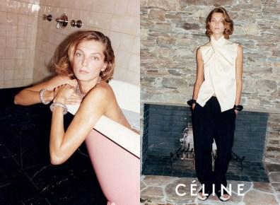 Celine, kampania wiosna-lato 2013
