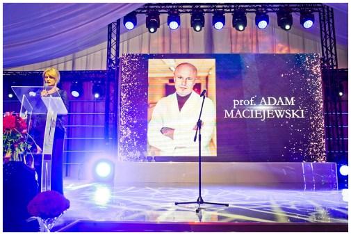 Na zdj. prof. Adam Maciejewski, fot: www.sportografia.pl