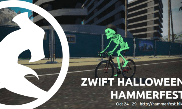 Zwift Halloween Hammerfest announced
