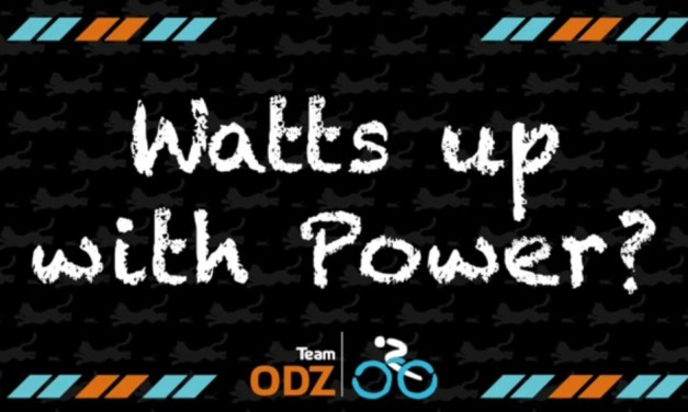 Watts up with Power? ride summary for February 8th