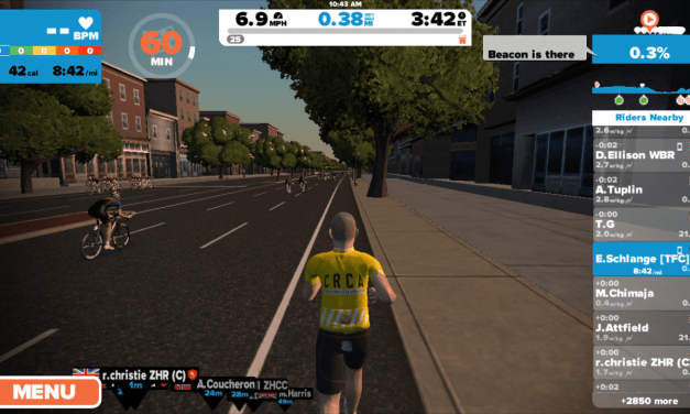 How to: make Strava show your Zwift runs as a run