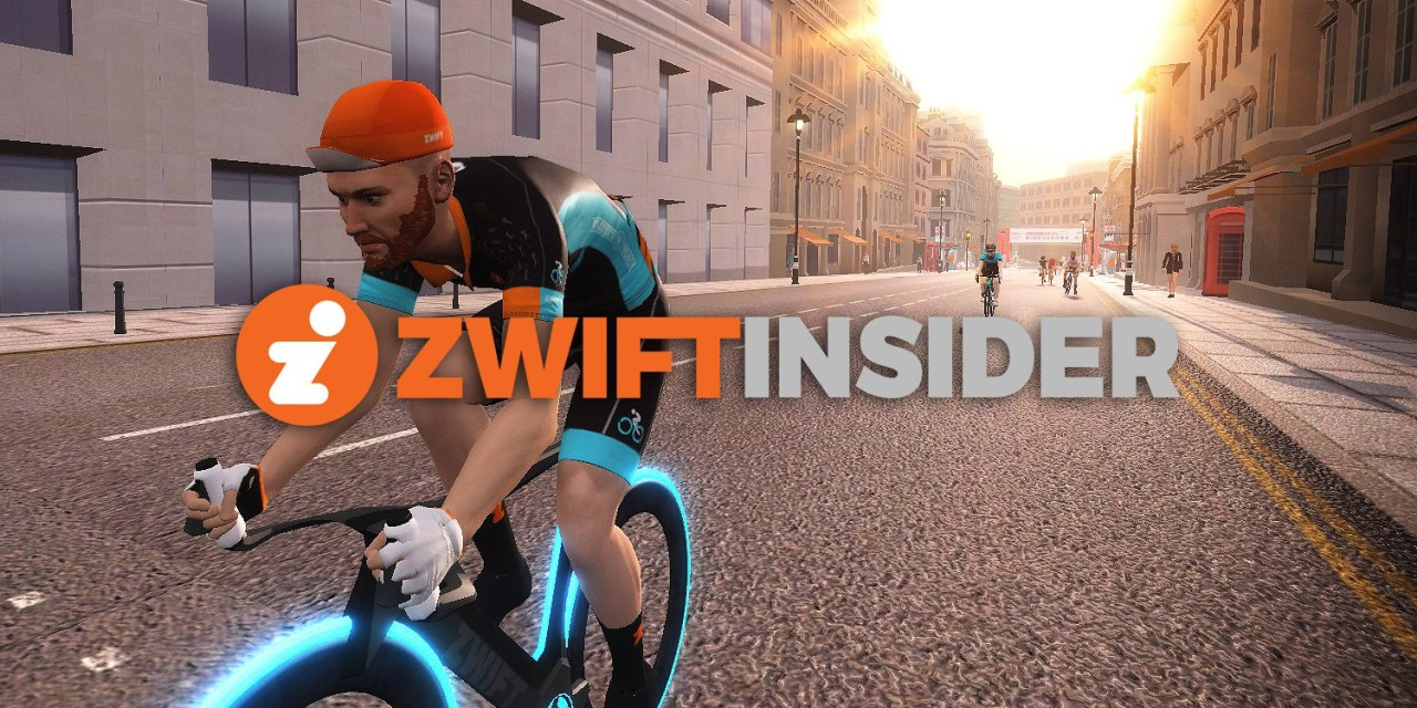 ZwiftBlog is now Zwift Insider
