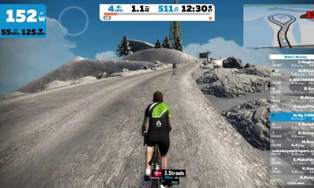 Winter Training: Group Ride #2
