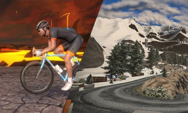 """""""Tour of Fire and Ice"""" Route Details"""