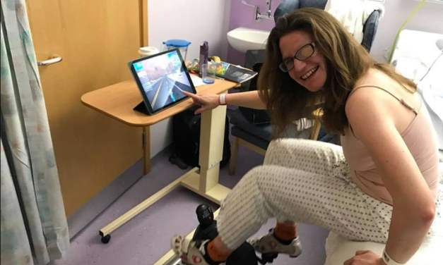 A Recovery Update from Rachael Elliot