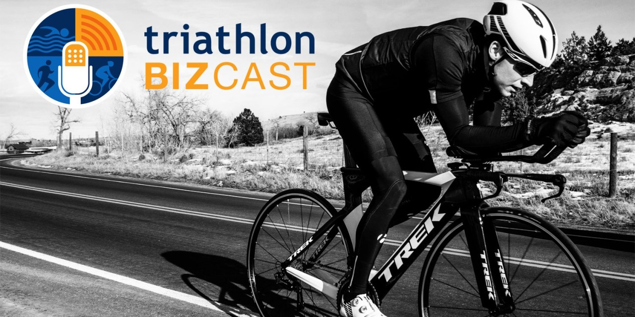 Zwift Insider featured on Triathlon Bizcast