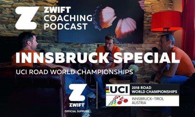 Zwift Coaching Podcast 17 – Innsbruck Special