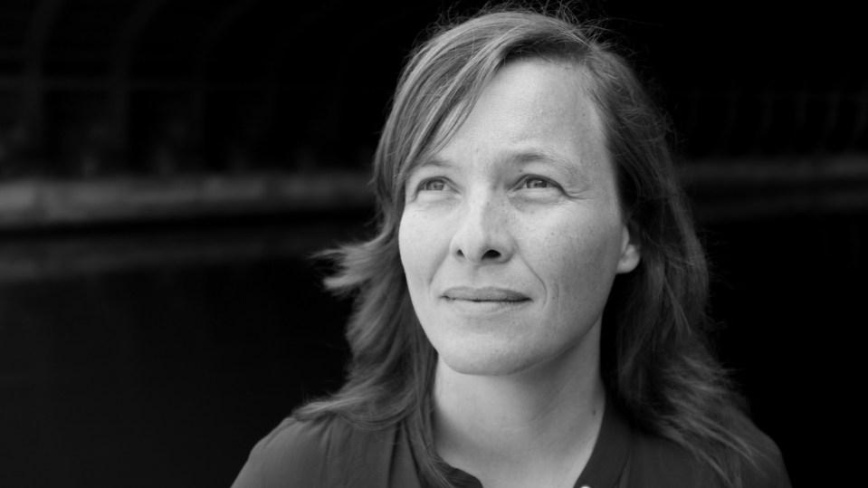 Marjan Gryson geeft agressiebegeleiding aan gedetineerden