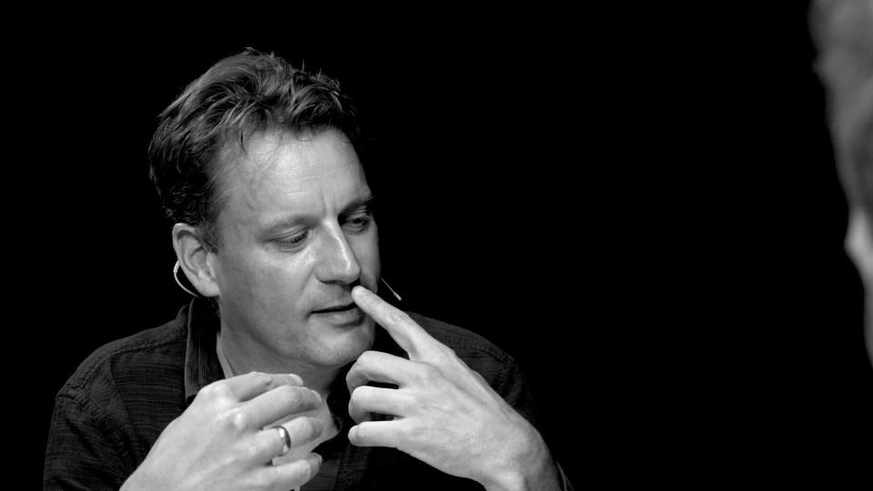 Thomas Hertog - Zwijgen is geen optie