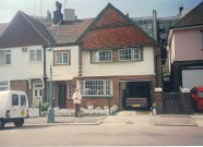 His house in Hove
