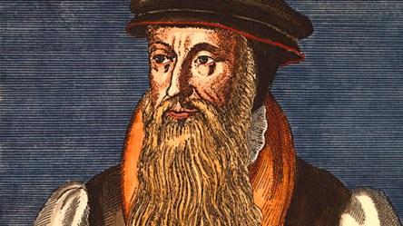 Der schottische Reformator John Knox