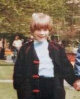 Da muss ich so ungefähr 5 Jahre alt gewesen sein...