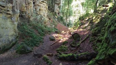 Teufelsschlucht Eifel