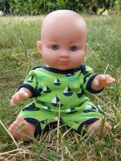 Krümelchen Puppen-Spieler im Partnerlook JAKO-O