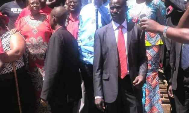 Fired: Harare Mayor Bernard Manyenyeni suspended again by Jonathan Moyo