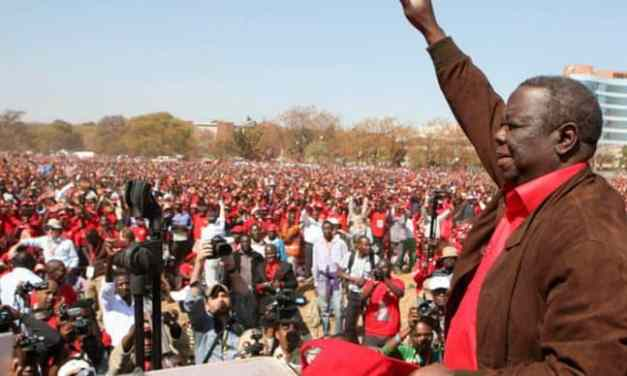 MDC T Demonstrations in Harare, LATEST NEWS, PICTURES, UPDATES from the March: 2,2 million jobs, $15 billion