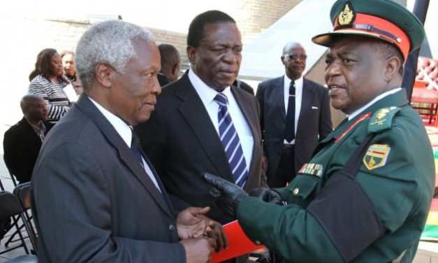 Vivian Mwashita, Victoria Chitepo to be buried at Zimbabwe's Heroes Acre  today