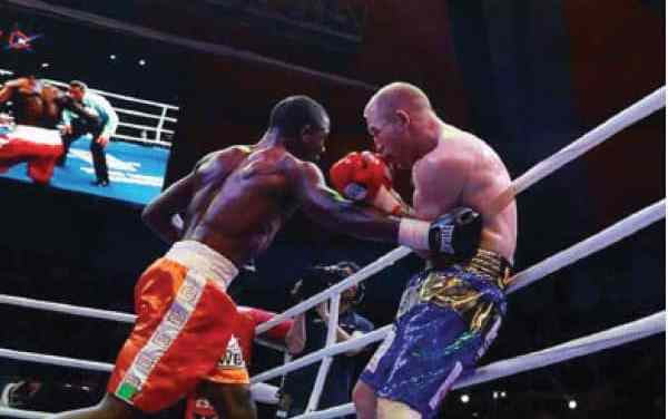 SRC suspends all sporting activities, exempts Charles Manyuchi to defend boxing championship title